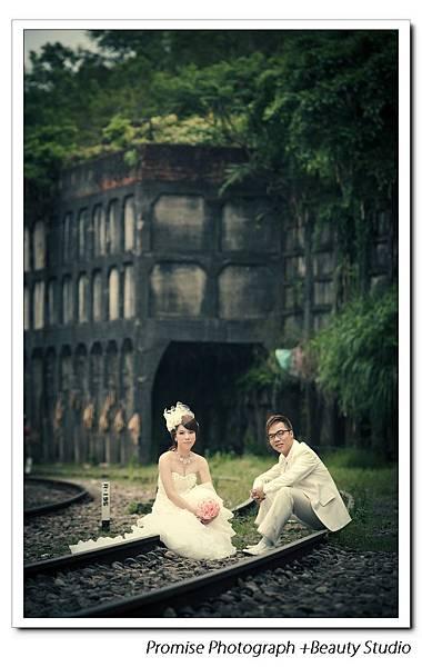 自助婚紗 台灣結婚照 Taiwan pre-wedding