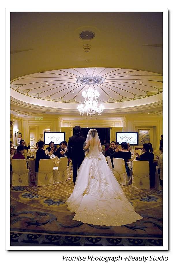 普墨斯影像造型工作室婚禮紀錄香港半島酒店 Promisestudio