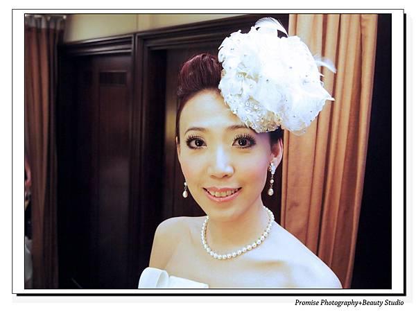 新娘秘書 整體造型 普墨斯影響造型工作事