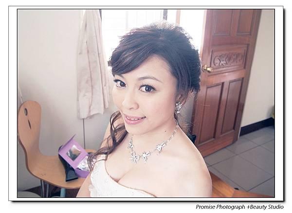 新娘秘書 整體造型