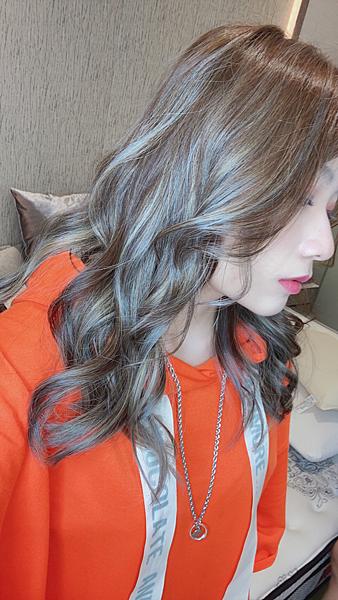 護色洗髮精 使用完灰色之後