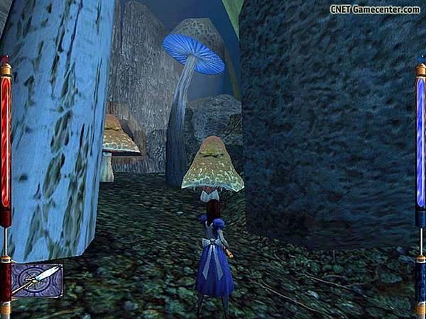 8不能吃這種蘑菇;事實上這菇會吃了愛麗絲