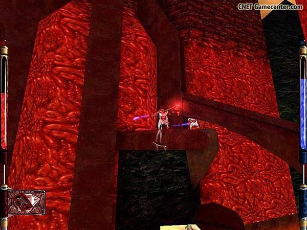 16用腸子作的塔跟底下都是岩漿的走道─想恢復神智想瘋了