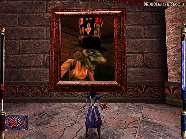 28這一幅畫有點陰深詭異