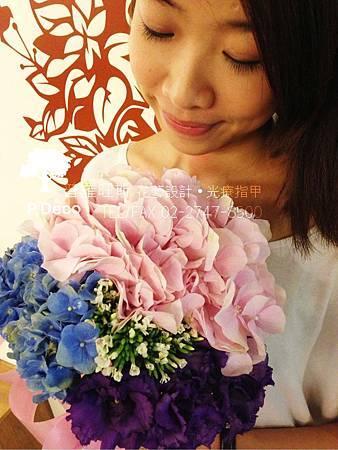 粉色進口繡球+藍色繡球+深山櫻+順風桔梗.jpg