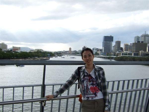 PP at 維多利亞Bridge