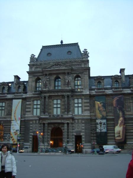 羅浮宮入口