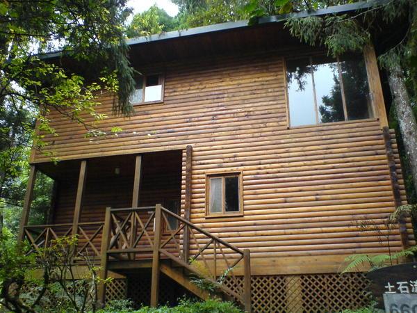 溪頭小木屋
