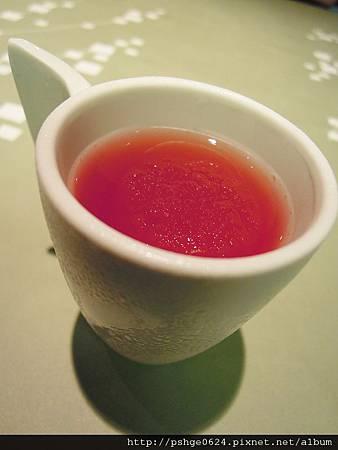 20120605陶板屋-桑椹汁