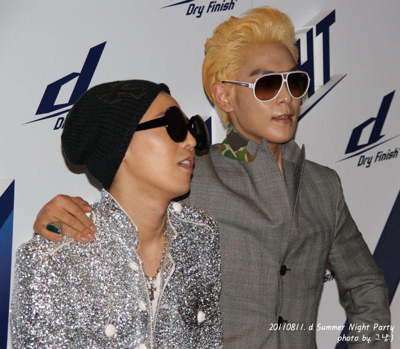 G-Dragon&TOP