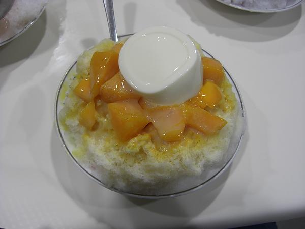 我的芒果冰
