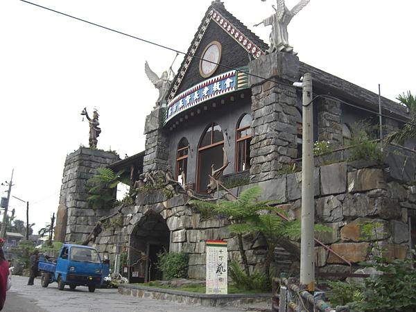 屏東縣-霧台長老教會