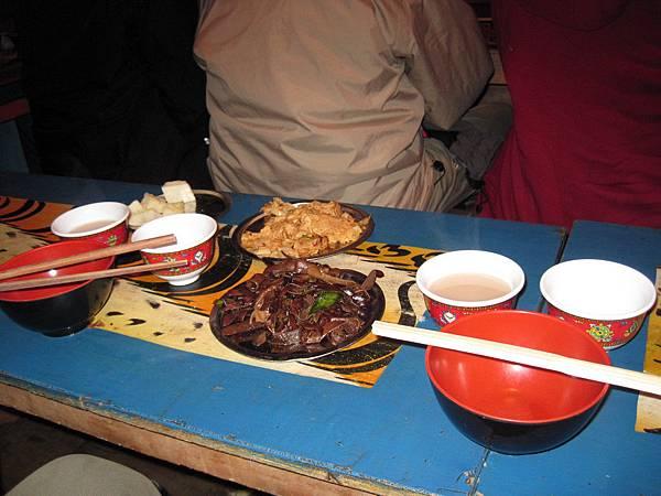 四川行〈四〉:黃龍 、藏族家訪