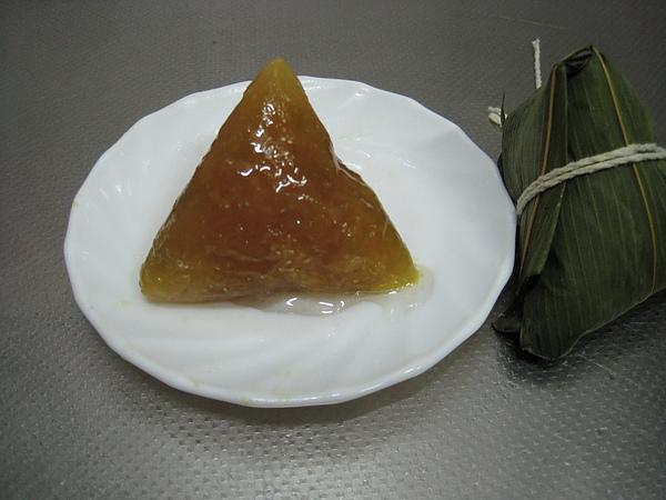 鹼粽&紅豆鹼粽