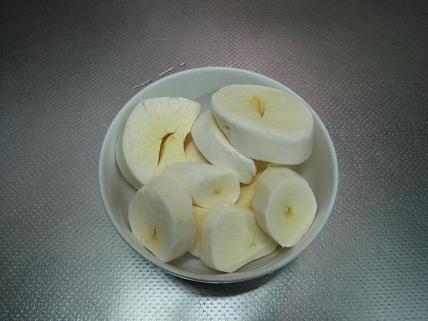 豇豆乾燉煮樹薯排骨湯