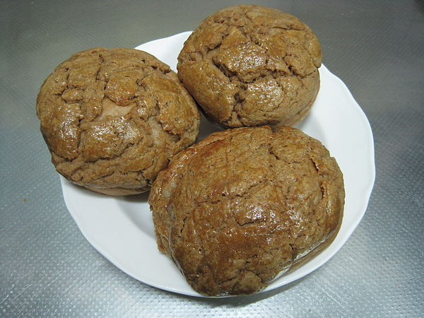 咖啡波蘿麵包