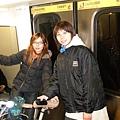 第一次腳踏車+捷運