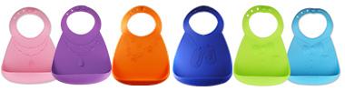 baby bib colour options