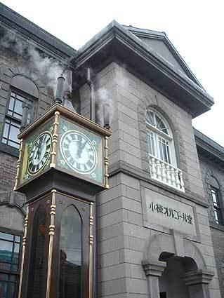 日本北海道的小樽音樂博物館