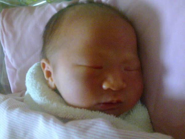 4月12日次子誕生