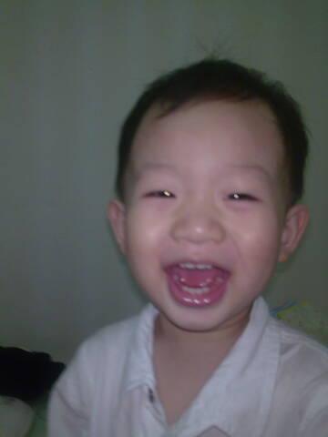 1歲半的翔哥