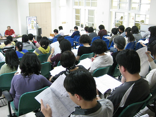 第二學期期初會議