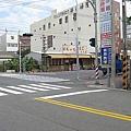 大同路與博文街標線明顯化