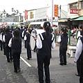 樂隊竹崎踩街
