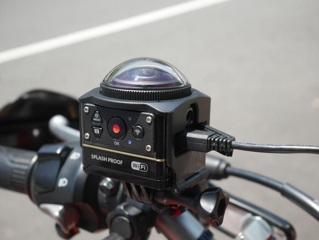 機車行車紀錄器充電