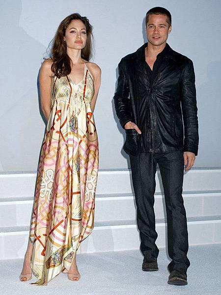 Brad Pitt Angelina Jolie (21)