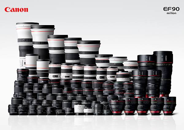 90-Million-CanonEF-lenses-