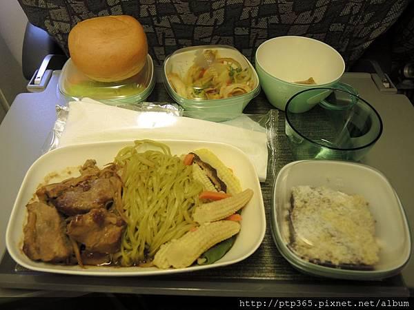 長榮航空  201405曼谷飛台北