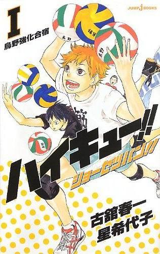 排球少年!!-BOOK-1