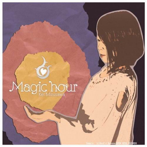 Magic hour-通常盤
