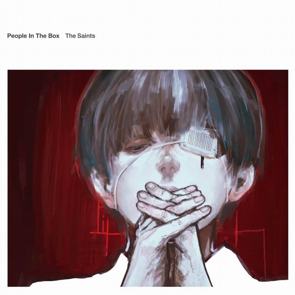 東京喰種-ED-動畫盤