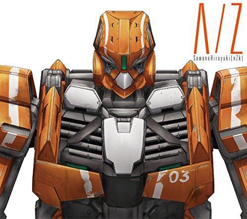 ALDNOAH.ZERO-ED-動畫盤
