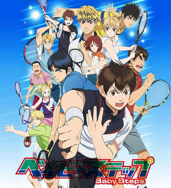 Baby Steps~網球優等生~(第2季)