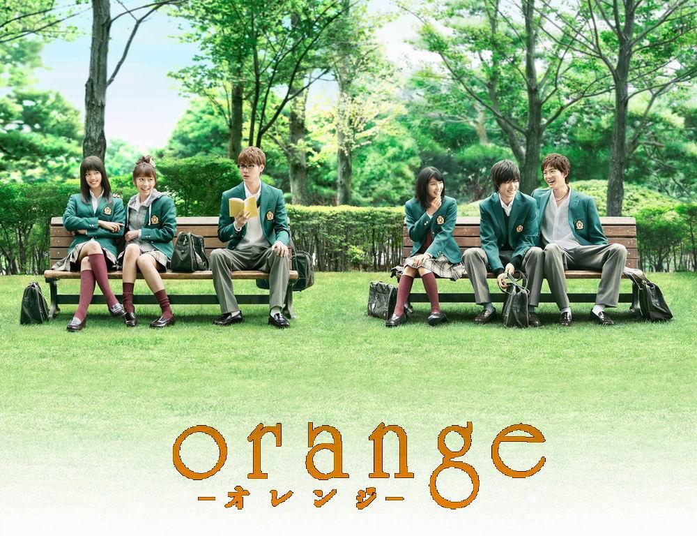 orange橘色奇蹟-MOVIE