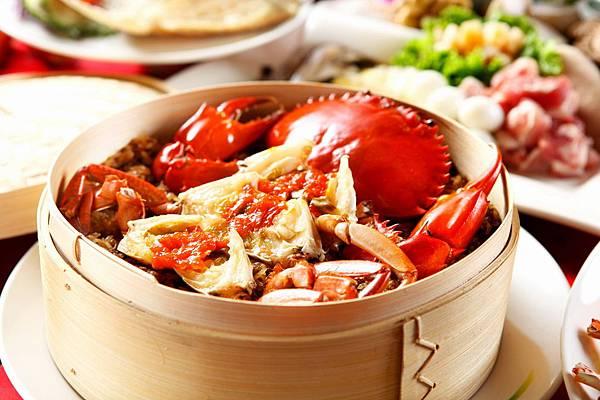 台北福華紅蟳米糕