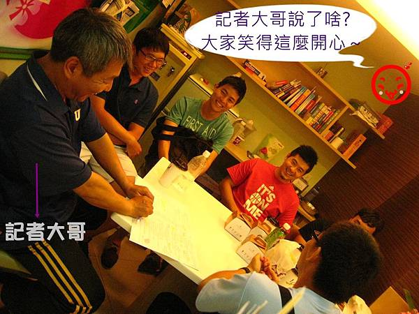 台南志光-記者採訪紀錄