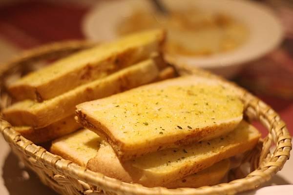 超好吃大蒜麵包