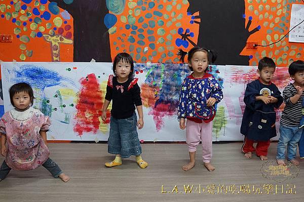 20131105Rong@夢不落ArtsLesson~小金魚跑哪去了集體創作-05.jpg