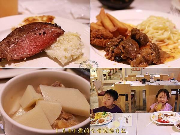 蔚藍Buffet@劍湖山王子大飯店-12.jpg