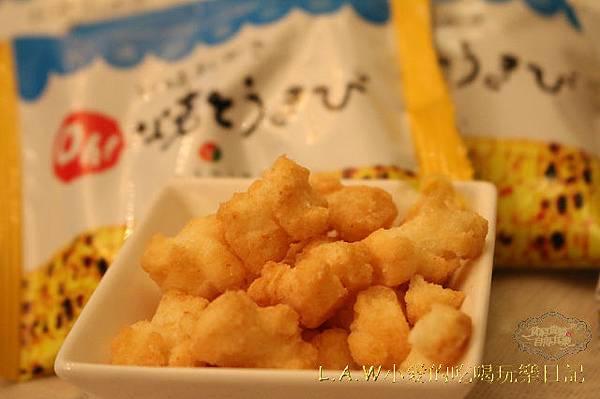 20151018@樂天日本直送美食薯條 三兄弟六花亭-03.jpg