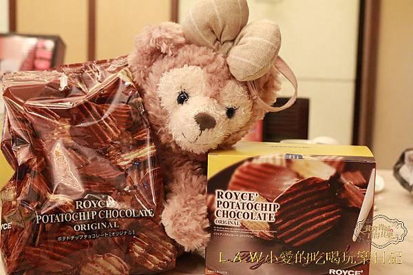 20151018@樂天日本直送美食薯條 三兄弟六花亭-04.jpg