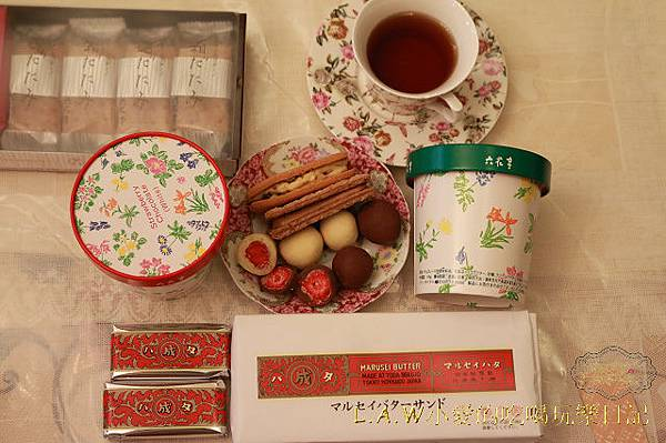 20151018@樂天日本直送美食薯條 三兄弟六花亭-13.jpg