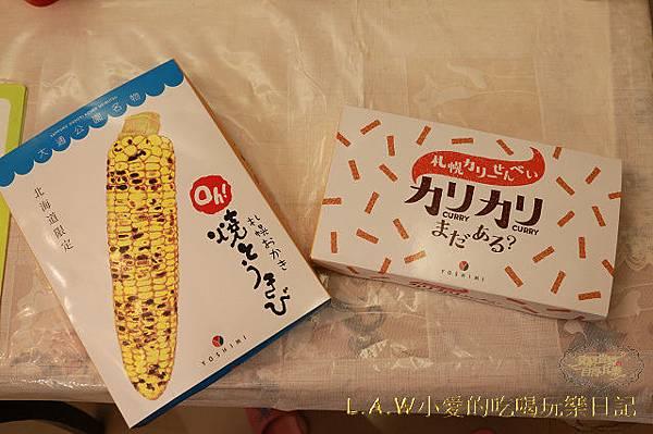 20151018@樂天日本直送美食薯條 三兄弟六花亭-16.jpg