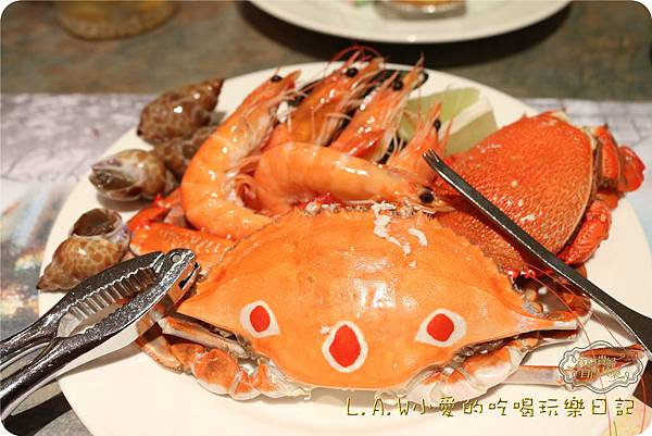 20151226莫內西餐廳晚餐Buffet@新竹煙波大飯店-11.jpg