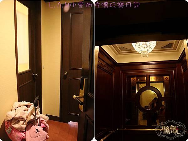 大阪蒙特利飯店Monterey Hotel Osaka-12.jpg