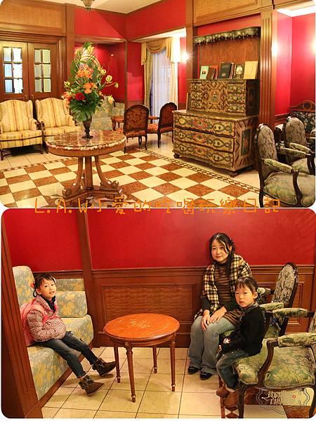 大阪蒙特利飯店Monterey Hotel Osaka-05.jpg
